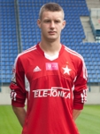 Piotr Zemlo Wisla Krakow