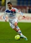 Rachid Ghezzal Olympique Lyon