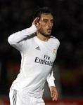 Sergio Aguza Real Madrid Castilla