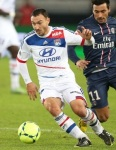 Steed Malbranque Olympique Lyon