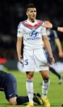 Yassine Benzia Olympique Lyon