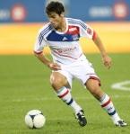 Yoann Gourcouff Olympique Lyon