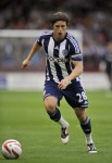 Billy Jones West Bromwich