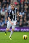 Chris Brunt West Bromwich