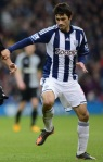Claudio Yacob West Bromwich