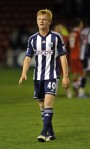 Liam O'Neil West Bromwich