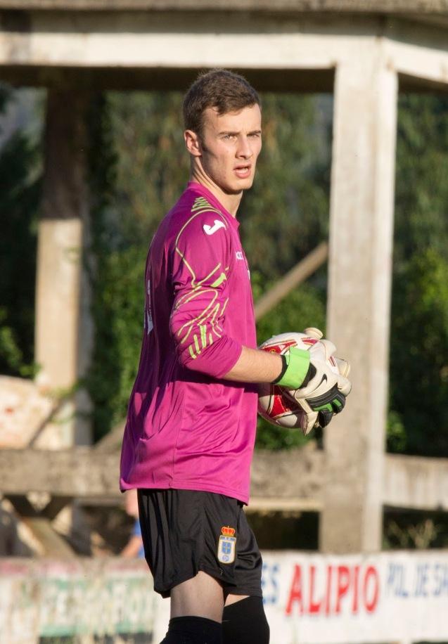 Marcos De Castro Real Oviedo