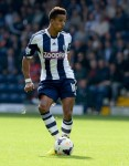 Scott Sinclair West Bromwich