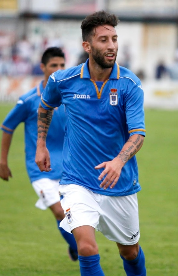 Sergio Rodriguez Real Oviedo