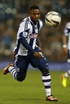 Stephane Sessegnon West Bromwich