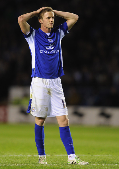 Andy King Leicester