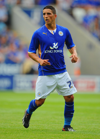 Anthony Knockaert Leicester