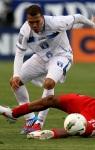 Arnold Peralta Honduras