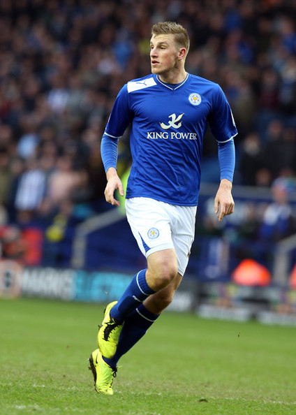 Chris Wood Leicester