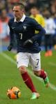 Franck Ribery Francia