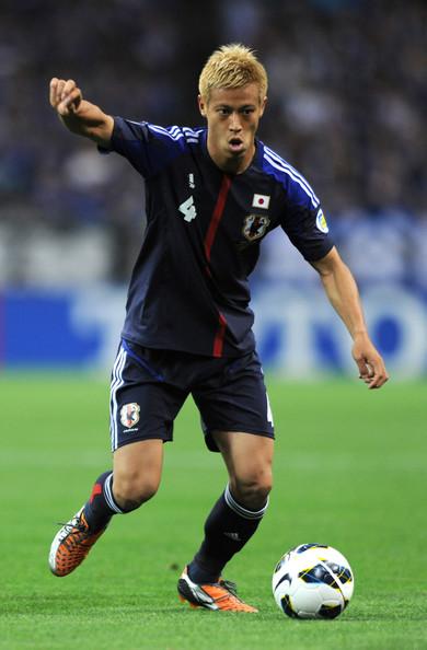 Keisuke Honda Japon