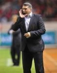 Luis Fernando Suarez Honduras