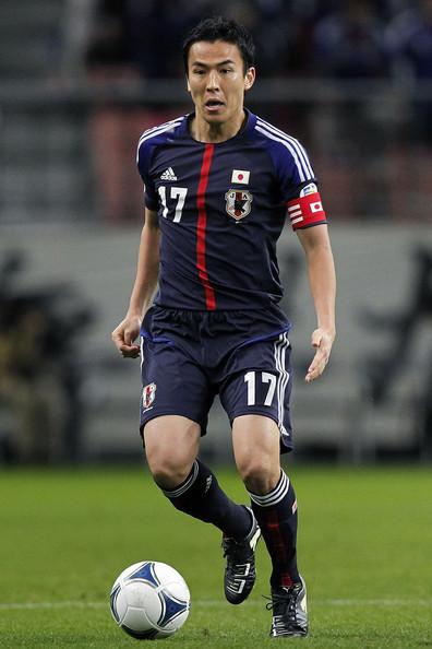 Makoto Hasebe Japon