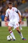 Steven Gerrard Inglaterra