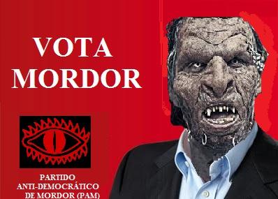 VOTA MORDOR