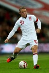 Wayne Rooney Inglaterra