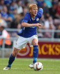 Zak Whitbread Leicester