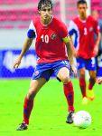 Bryan Ruiz Costa Rica