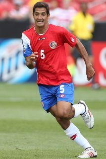 Celso Borges Costa Rica