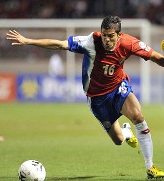 Cristian Gamboa Costa Rica