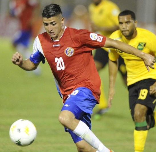 Diego Calvo Costa Rica