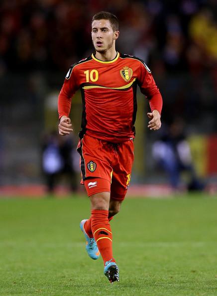 Eden Hazard Belgica