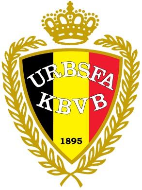 Escudo Federacion Futbol Belgica
