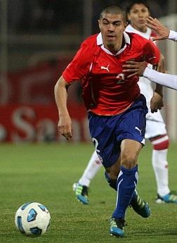 Francisco Silva Chile