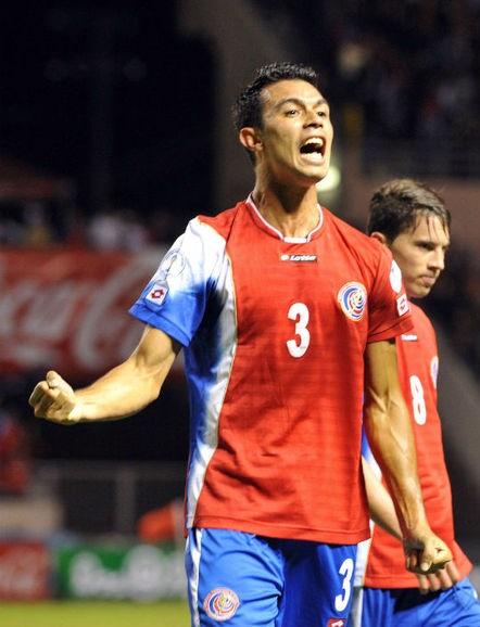 Giancarlo Gonzalez Costa Rica
