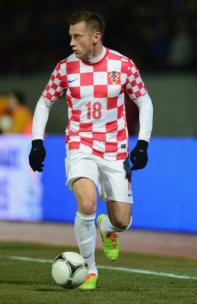 Ivica Olic Croacia