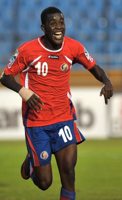 Joel Campbell Costa Rica