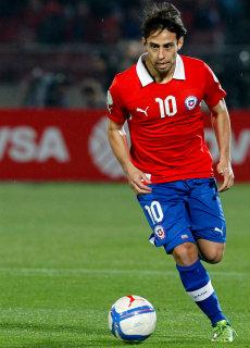 Jorge Valdivia Chile