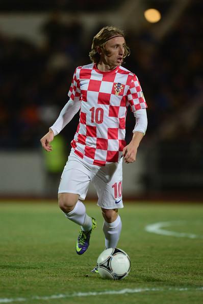 Luka Modric Croacia