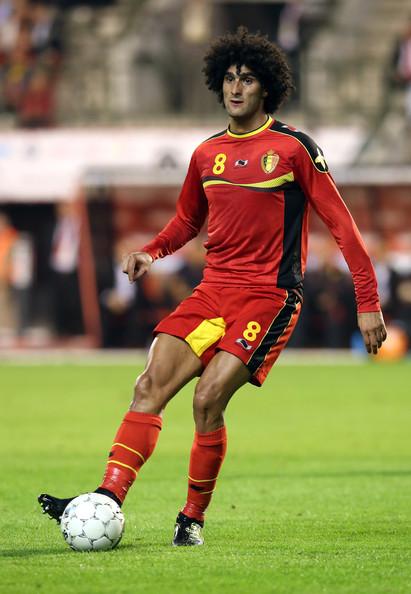 Marouane Fellaini Belgica