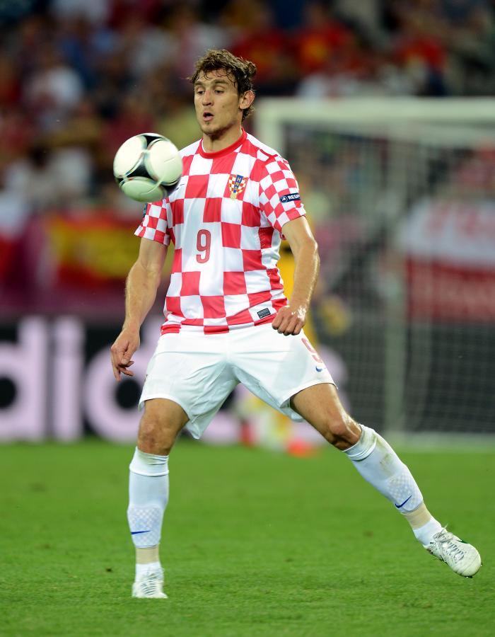 Nikica Jelavic Croacia