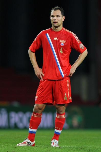 Sergei Ignashevich Rusia