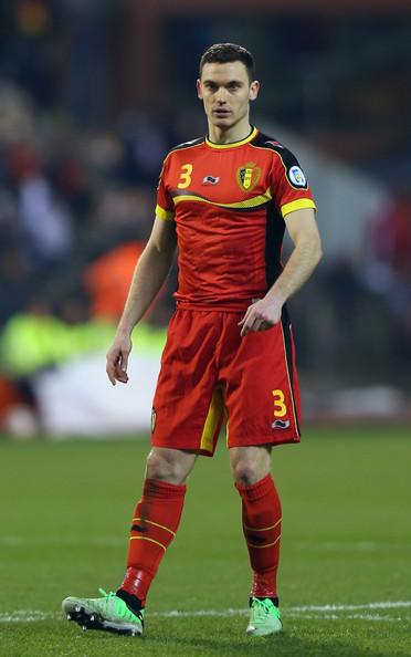 Thomas Vermaelen Belgica
