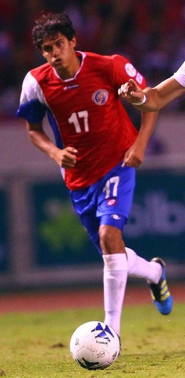 Yeltsin Tejeda Costa Rica